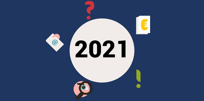 Ce qu'il faut savoir en 2021 en tant que porteur de projet